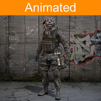 character animations 3d fbx