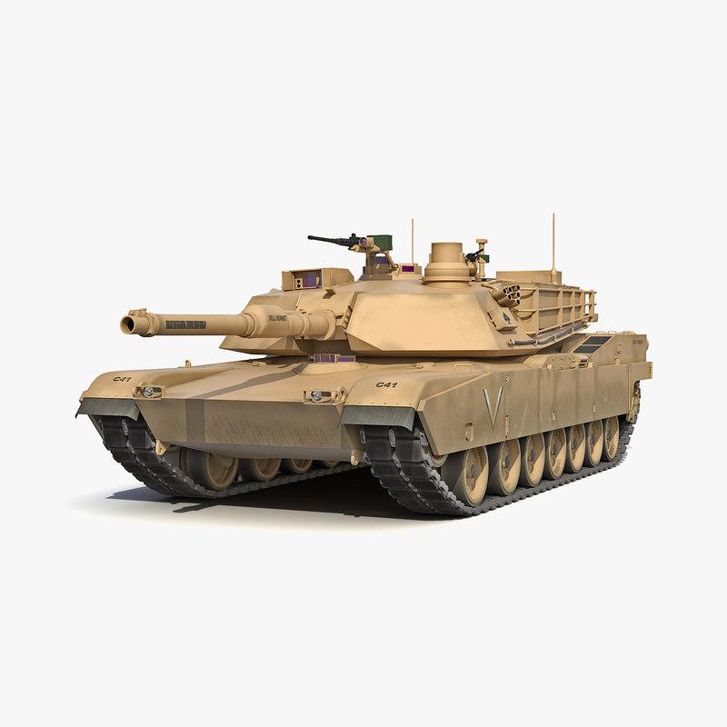 M1 Abrams obj 3d model 01.jpg