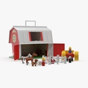 toy farm 3D models