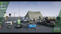 survival props pack 3d model