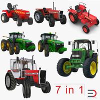 rigged tractors max