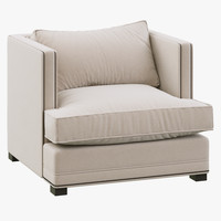 Restoration Hardware Easton Upholstered Chair