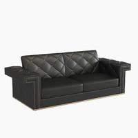 mito rigel sofa 3d obj