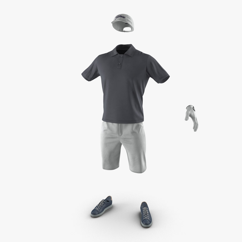 Golf Clothes obj 3d model 01.jpg