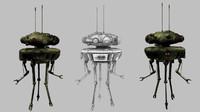 robot droid 3d max