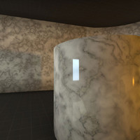 White Marble Seamless Tileable