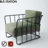 Bla Station Code 27 A Chair