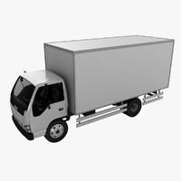 3ds isuzu truck