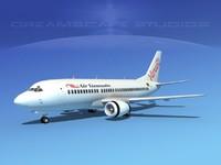3d boeing 737 737-300
