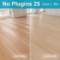 Parquet Floor 25 WITHOUT PLUGINS