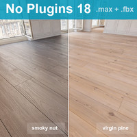 Parquet Floor 18 WITHOUT PLUGINS