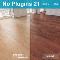 Parquet Floor 21 WITHOUT PLUGINS