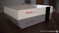 nintendo console 3d model