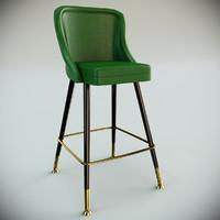 richardson seating lounge bar stool max