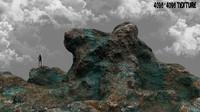 rock mount 3d blend