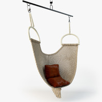 Louis Vuitton Objets Nomades Swingchair