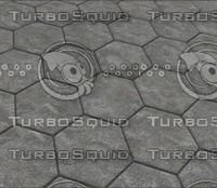 Exodus Hexagonal Pavement - FREEBIE 5