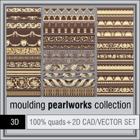 1D_Pearlworks_Moulding_collection