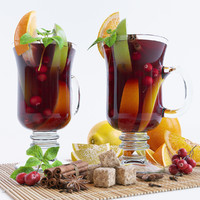 mulled wine 3d 3ds