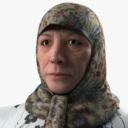 Arab Woman 3D models