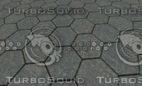 Exodus Hexagonal Pavement - 2
