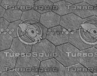 Exodus Hexagonal Pavement - 1