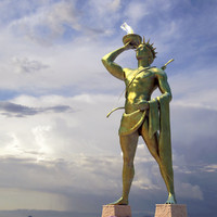 max ancient colossus rhodes