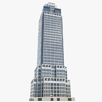 office skyscraper building 3d max
