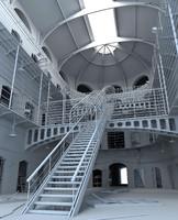 Prison Scene