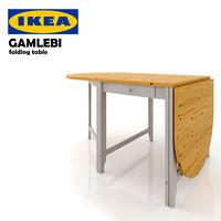 ikea gamlebi folding table max
