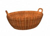 basket handles 3d max