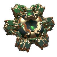 x flower sci-fi sci