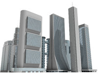 12 Skyscrapers and Buildings