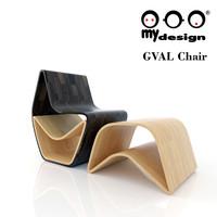 3d ooo design gval chair model