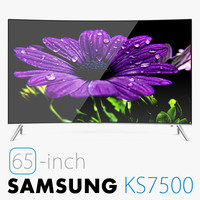 Samsung KS7500 SUHD 4K TV Curved Series 2016 65 inch