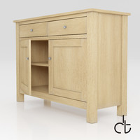 - stanton small sideboard 3d obj