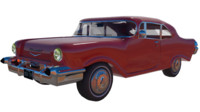 chevrolet bel air 3d 3ds
