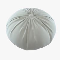 3d model cushion 002