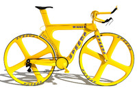 3d 3ds bike wheels