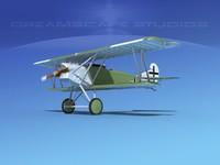Fokker D-VII V09 Luftwaffe