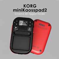korgs rig 3d 3ds