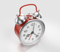 fbx mechanical alarm clock