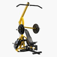 Powertec Lever Gym