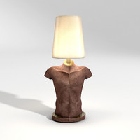 covre lamp art 855 3d max