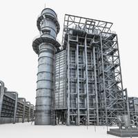 gas turbine plant max