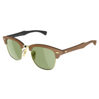 3d stylish rayban clubmaster sunglasses