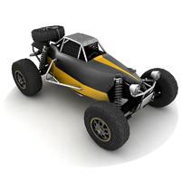 3d ready buggy
