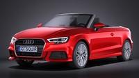 Audi A3 2017 cabriolet