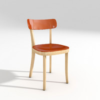 jasper morrison basel chair 3d model