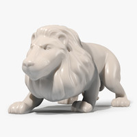 max lion figurine
